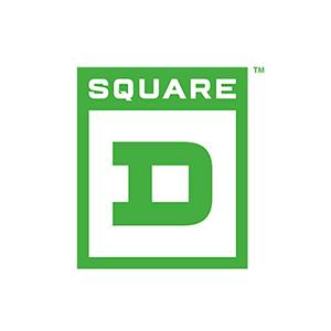Square D Schneider Electric logo